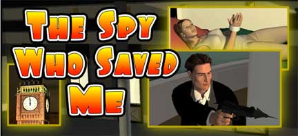 The Spy Who Saved Me